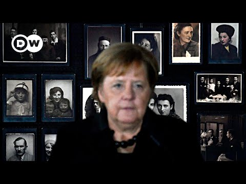 German Chancellor Merkel pays tribute to Holocaust victims at Auschwitz death camp  DW News