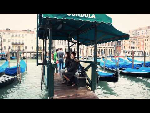 T-ara & Gangkiz Europe travel sketch part.4