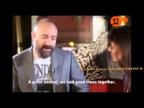 Halit Ergenc interview to Tonka Tomicic ENGLISH subs (part of the interview)