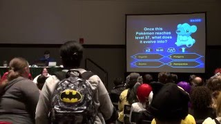 Anime Boston 2016 - Who Wants to be a Millionaire? Anime Style!