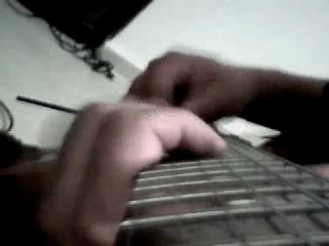 The Crying Machine - Steve Vai (Nacked Tracks) by Alan Hdz. Video