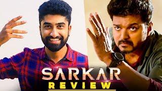 Sarkar Review by Behindwoods! | Thalapathy Vijay | A R Murugadoss