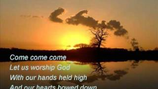 Watch Matt Redman Holy Moment video