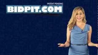 BidPit & BidGal: Online Penny Auction Site