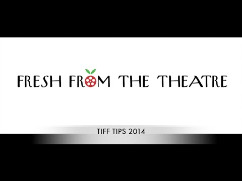 Guide to TIFF 2014