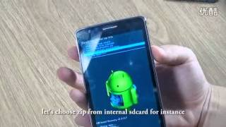 Elephone ROM download firmware update video tutorial