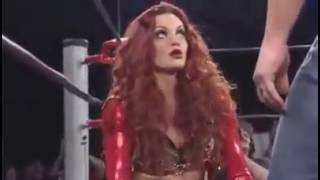 THE BULLET CLUB ATTACK THE KINGDOM AND ESPECIALLY MARIA KANELLIS