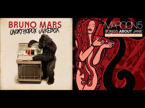 I Was Your Sunday Morning - Bruno Mars vs. Maroon 5 (Mashup)