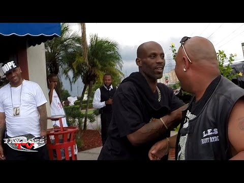 Dmx & Montana In Orlando Florida 7 22 14 video