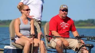 HOOAH Deer Hunt for Heroes Rend Lake 2017 couples Trip