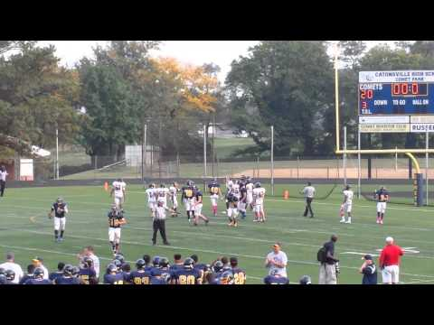 Brian Taylor #6 catonsville high school