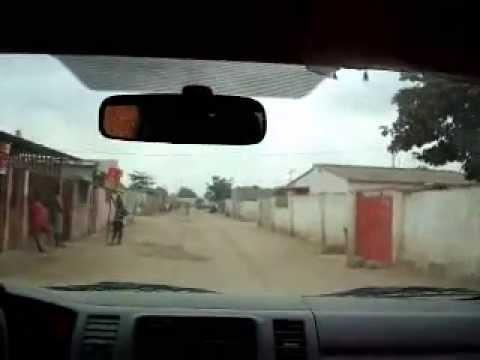 Luanda, Angola. Passeio pelos bairros. Imagens Chocantes!!!