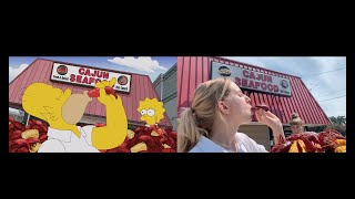 Homer, Katrin and Janine Eat Their Way Through New Orleans