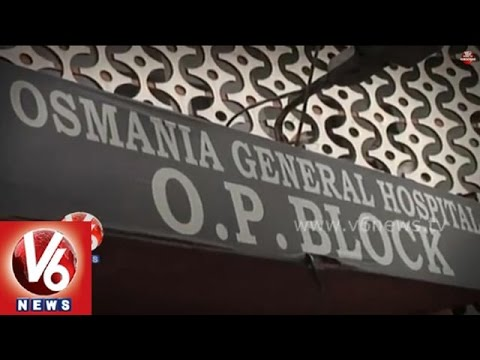 V6 Ground Report - Osmania General Hospital - Degrading standards in historical health center