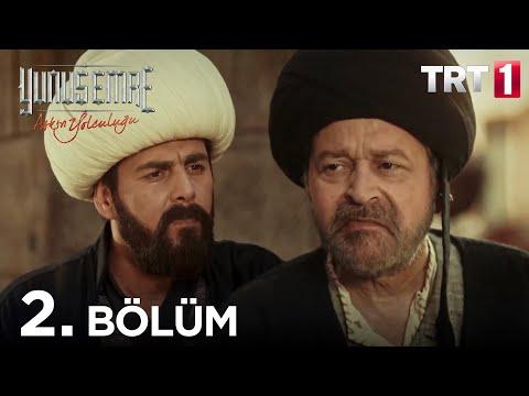 Yunus Emre - Yunus Emre 2.Bölüm HD Tek Parça İzle