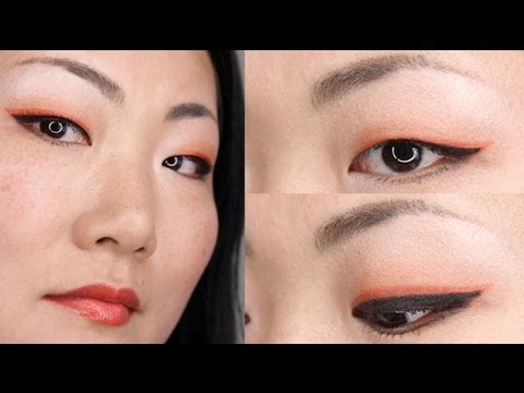 Eyeliner Look For Asian