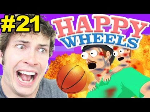 Happy Wheels - GHETTO DUNK - Part 21