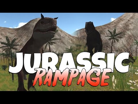 Jurassic Rampage | Let's Ramble About Things! (And There's Dinosaurs)