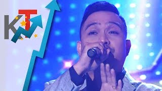 TNT Celebrity Champions Thor Dulay sings 'Saving All My Love For You'