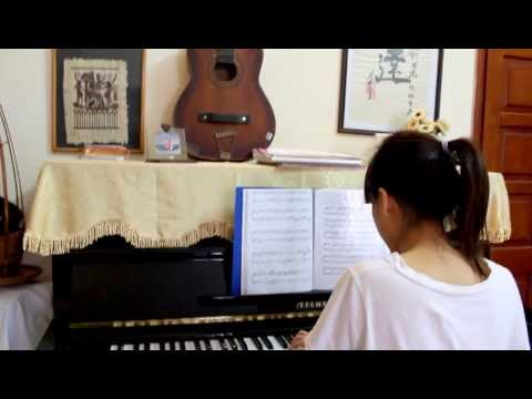 2NE1 - LONELY (piano ver.) - Vyt.quynhanh