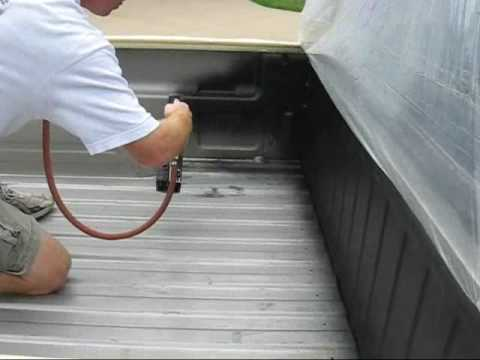 Best Truck Bed Liner Coating