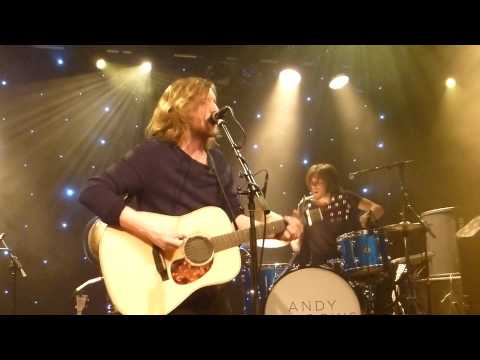 Andy Burrows - Keep On Moving On - Live @ Effenaar Eindhoven 29-03-2013