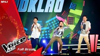 The Voice Kids Thailand - Battle Round - 28 Feb 2016 - Break 4