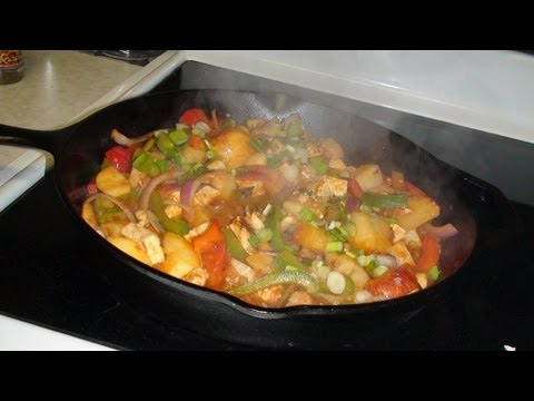 Vegetable Sizzler Recie Video by Bhavna