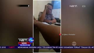 Usai Viral,Akhirnya 2 Oknum Polisi Lakukan Pungli Diperiksa Propam-NET24