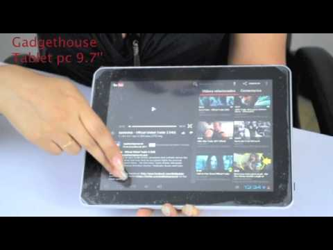 Tablet Pc 9.7'' Android 4.0.4 - Gadgethouse