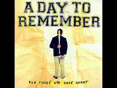 A Day To Remember - Breathe Hope In Me