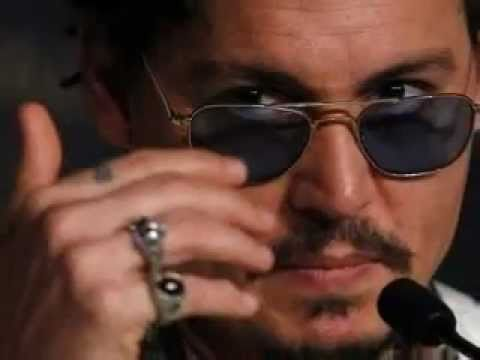 Johnny Depp - Addicted Music Videos