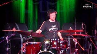 "MEINL DRUM FESTIVAL 2015 – Richard Spaven – ""Koln"" by The Sure Co."
