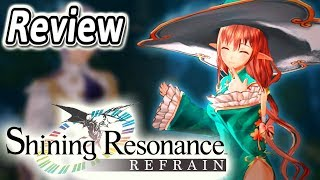 Shining Resonance Refrain - PS4 Review - Tarks Gauntlet