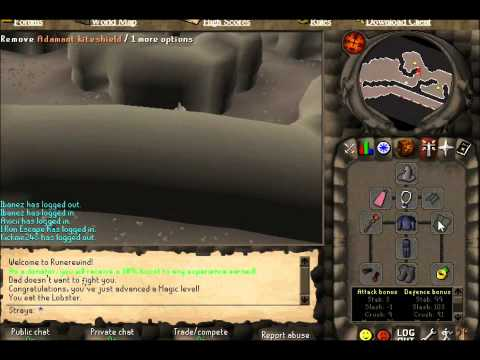 RuneScape 2007 Troll Stronghold Quest Guide![ LIVE COMMENTARY ] Old School OSRS