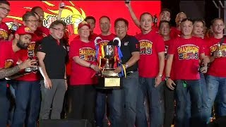 PBA Commissioner's Cup: San Miguel celebrates second title of the season