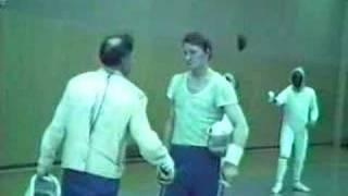 Smirnov Fencing 1982 Part 1