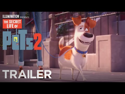 The Secret Life Of Pets 2 - The Max Trailer [HD]