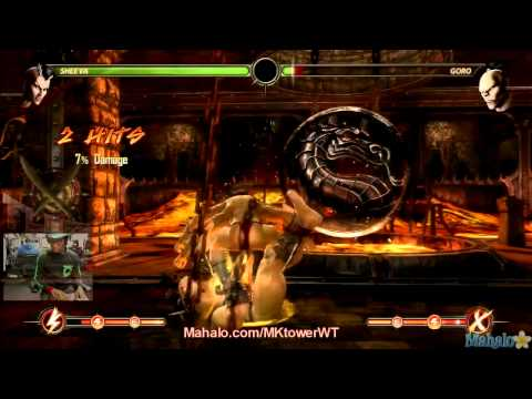 Mortal Kombat Challenge Tower 299 - Boy That Guy Is Strong video