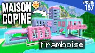 J'AI CONSTRUIT UNE VILLA... DE FILLE ?!   Minecraft Moddé S4   Episode 156