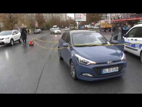Gazeteci Ali Tarakçı Aracında Silahlı Saldırıya Uğradı