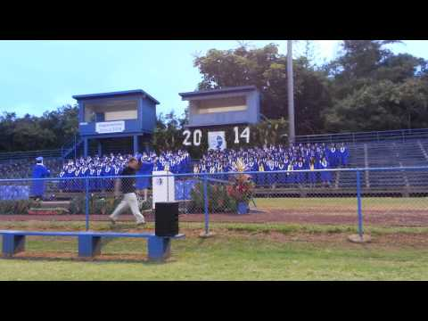 Kailua High School 2014 class song