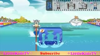 Tom and Jerry Cartoon Full Movie  Tom and Jerry Tricky Skiing on Water   New Full Episodes 2014 HD