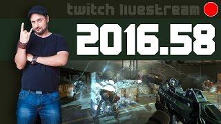 Livestream 2016 #58 - News, Fear III die Zweite
