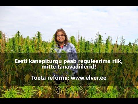 Eesti kanepipoliitika vajab reformi!