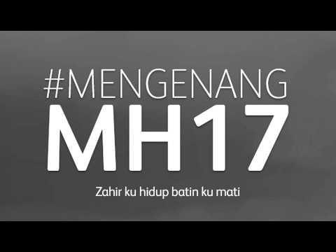 Hazama - Airmata di Kuala Lumpur (with lyric) #MH17