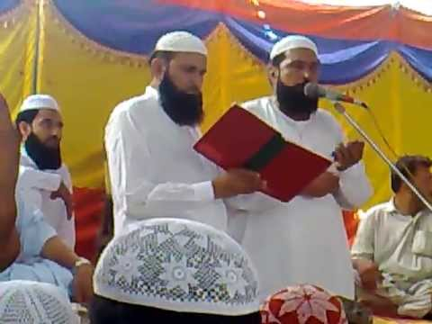 Qari Azhar And Tahir Jhangvi From Lutkaran Muzaffargarh video
