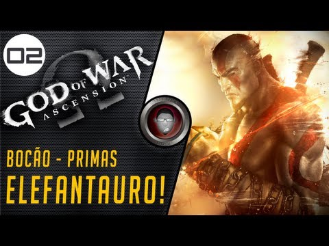 God Of War Ascension #2 - Boco - Primas - Elefantauro - By Tutto