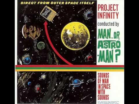 Man Or Astro Man - Special Agent Conrad Uno