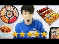 i ate at a 5 star ALL YOU CAN EAT buffet in japan !!!